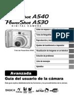 Canon PowerShot A530 A540