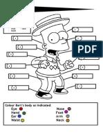BodyParts Bart