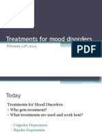 Treatment MoodDis Student Outline
