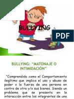 Bulling y Gruming Escuela