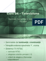 Curs 04 – Televiziune