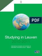 Studying Leuven