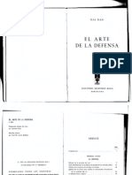 Ajedrez eBook- El Arte de La Defensa