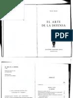 Ajedrez eBook- El Arte de La Defensa