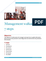 Management Walkarounds 7 Steps