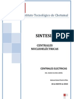 Centrales Nucleoelectricas