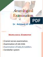Neuro Examination