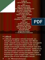 Callback Malay