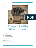 Confirmation Bias_what You Can Do