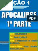 IBADEP - Apocalipse e Escatologia