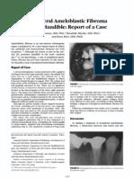 Peripheral Ameloblastic Fibroma