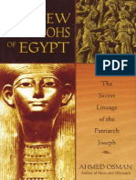 Ahmed Osman the Hebrew Pharaohs of Egypt