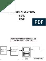 Programation Sur CNC