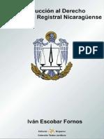 Derecho Registral-Ivan Escobar Fornos