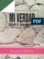 Vorotnikov, Vitali - Mi Verdad