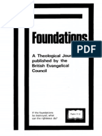 Foundations Journal volume 11