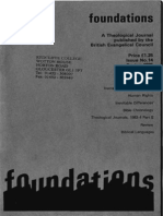 Foundations Journal volume 14