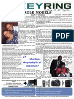 Key Ring Issue 23 - Role Models