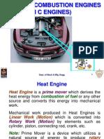 I C Engine