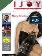 034 ENJOY Accra Magazine December 2008
