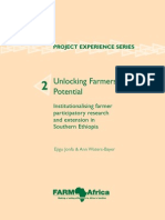 FARM-Africa Project Experience
