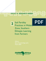 FARM-Africa Policy and Research