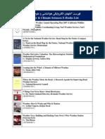 57- Weather & Climate Sciences E-Books List