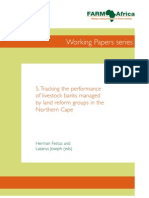 FARM-Africa Working Paper
