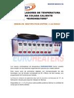 Control Ad or Temperatura