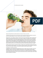 Misturar Bebidas Destiladas e Fermentadas Aumenta a Ressaca