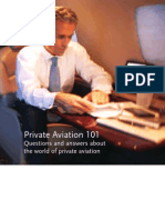 NetJets - Private Aviation 101