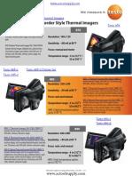 Testo 890-2 Infrared Camera Brochure