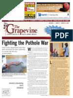 The Grapevine, March 5, 2014