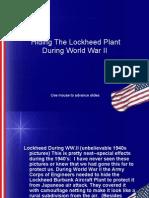 Hiding the Lockheed Plant During World War II