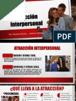 Diapositivas Atraccion Interpersonal