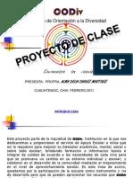 Proyecto de Clase. Codiv