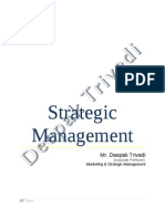 Strategic Management Final
