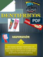 Dentrificos y Colutorios