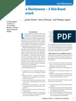 Lean Maintenance Pfizer Case Study