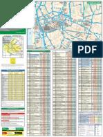 Liverpool Public Transport Map