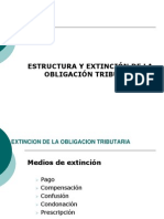Presentacion4Extinciondelaobligaciontributaria