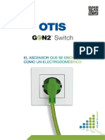 Ascensor Otis Gen2 Switch