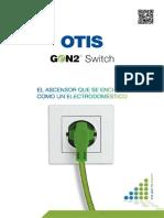 Ascensor Otis Gen2 Switch