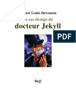 Stevenson Docteur Jekyll & Mister Hyde (Frenvh version)