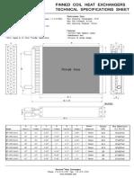 FTW Datenblatt