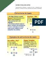 14. Estructura de Lewis