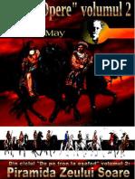 Karl May - Opere Vol. 2 - Piramida Zeului Soare