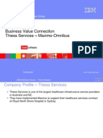BVC-Thiess Services - Omnibus-Maximo - 2012