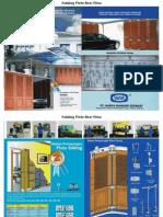 Katalog Pintu Besi Wina