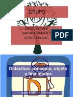 Joan Mallart Didáctica  1